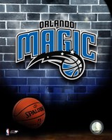 2010 Orlando Magic Team Logo Fine Art Print