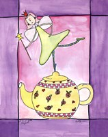 I Am A Little Teapot Fine Art Print