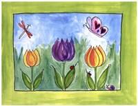 Garden Party Fine Art Print