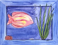 One Fish Fine Art Print