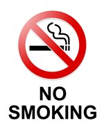 No Smoking Fine Art Print