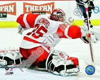 Jimmy Howard 2010-011 Action Fine Art Print