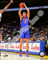 Danilo Gallinari 2010-011 Action Fine Art Print