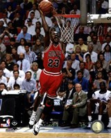 Michael Jordan 1994-95 basketball Fine Art Print