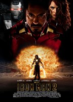 Iron Man 2 Wall Poster