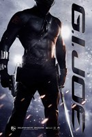 G.I. Joe: Rise of Cobra - man in the shadows Wall Poster