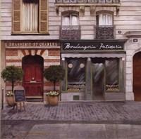 French Store I Fine Art Print