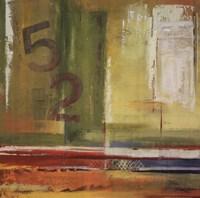 House 52 Framed Print