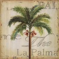 La Palma II Framed Print
