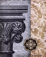 Romanesque II Framed Print