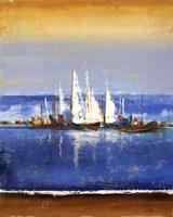 Blue Ocean II Fine Art Print