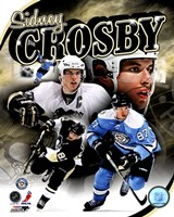Sidney Crosby 2011 Portrait Plus Fine Art Print