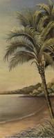 Sunset Beach II Fine Art Print