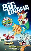 SpongeBob SquarePants - Big Drama Wall Poster