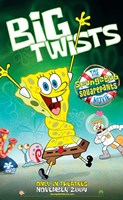 SpongeBob SquarePants - Big Twists Wall Poster