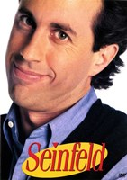 Seinfeld - Jerry Wall Poster