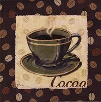 Cup of Joe I Framed Print