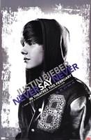 Justin Bieber - Never Say Never Framed Print