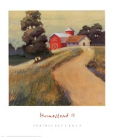 Homestead II Fine Art Print