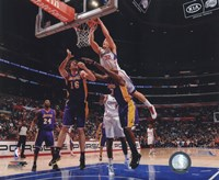 Blake Griffin 2010-11 Action Fine Art Print