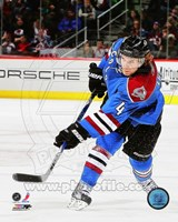 John-Michael Liles 2010-11 Action Fine Art Print