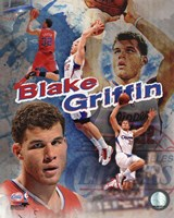 Blake Griffin 2011 Portrait Plus Fine Art Print