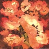 Pink Poppies II Fine Art Print