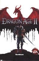 Dragon Age 2 - Key Art Wall Poster