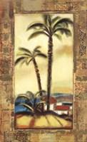 Tropical Gold II Fine Art Print