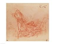 The Resurrection of Christ, c.1536-38 Fine Art Print