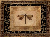Dragon Fly I Fine Art Print