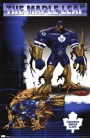 Maple Leafs® - Guardian 11 Wall Poster
