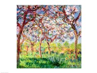 Printemps a Giverny, 1903 Fine Art Print