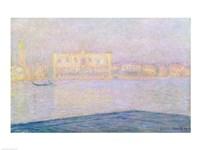 The Ducal Palace from San Giorgio, 1908 Fine Art Print