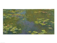 The Lily Pond Fine Art Print