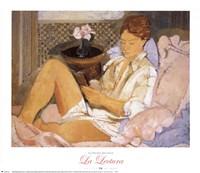 La Lectura Fine Art Print
