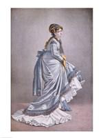 Die Kokotte', 1875 Fine Art Print