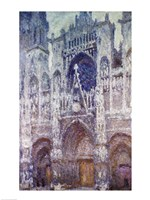 Rouen Cathedral Fine Art Print