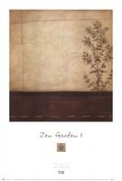 Zen Garden 1 Fine Art Print
