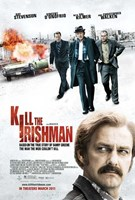 Kill the Irishman Wall Poster