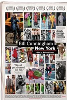 Bill Cunningham New York Wall Poster