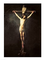 Christ on the Cross Fine Art Print