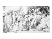 Jesus Christ among the Doctors Fine Art Print
