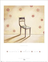 Maria's Chair 1 Fine Art Print