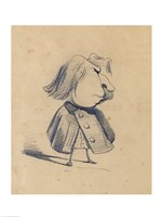 Alexandre Ursule Cellerier Fine Art Print