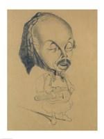 Adolphe d'Ennery Framed Print