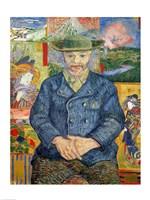 Pere Tanguy Fine Art Print