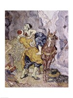 The Good Samaritan, 1890 Fine Art Print