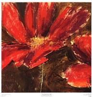 Scarlet Fever II Fine Art Print