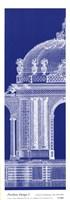 Pavilion Design I Framed Print